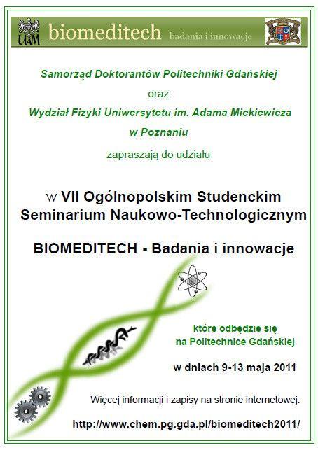 Biomeditech - badania i innowacje