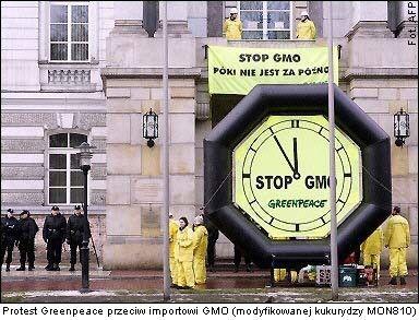 Greenepace GMO