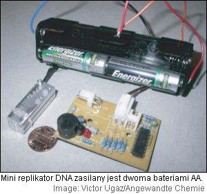 Mini replikator DNA