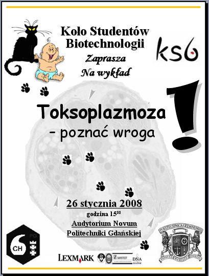 Toksoplazmoza - poznać wroga
