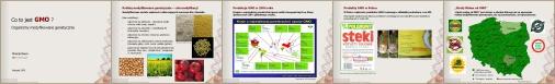 GMO Prezentacja Organizmy modyfikowane genetycznie